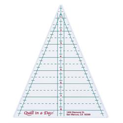Kaleidoscope Triangle Ruler
