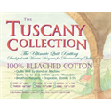 "Additional Images for Tuscany Bleached Cotton - BOLT - 96"" x 15 YDS"