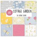 Additional Images for Cottage Garden Fat Quarter Bundle #1 (5)