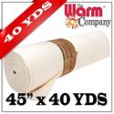 """Warm & Natural - 45"""" x 36.58 M (40 YDS)"""