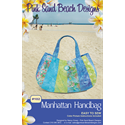 Additional Images for Manhattan Handbag Pattern