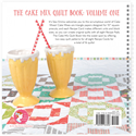 Additional Images for The Cake Mix Quilt Book: Volume One