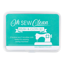 Additional Images for Oh Sew Clean Brush and Cloth Set