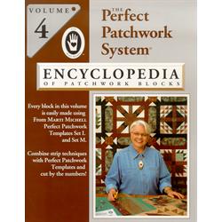 The Encyclopedia of Patchwork Blocks, Volume 4