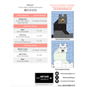 Additional Images for Wonderful Woodland Quilt - BLACK BEAR BLOCK