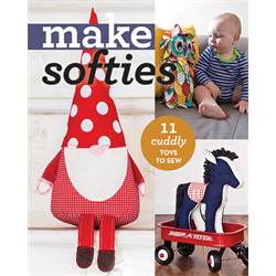 Make  Softies - AUGUST 2017
