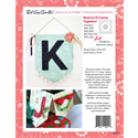 Additional Images for That's So Chenille: Alphabet Pennants & Banner - Machine Embroidery CD with Book