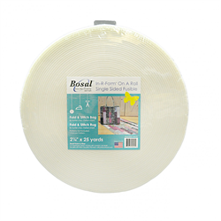 "In-R-Form Plus - Single Sided Fusible - WHITE - 2 1/4"" x 25 YDS"