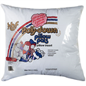 "Polydown Pillow Inserts - 18"" Polished Cotton"