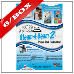 Steam-A-Seam 2 - Value Pack x 6 UNITS