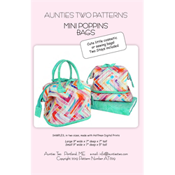 Mini Poppins Bags Pattern