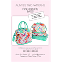 Additional Images for Mini Poppins Bags Pattern