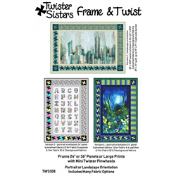 Frame and Twist Pattern