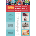 Additional Images for fast2cut® Bonnie K. Hunter's Bonus Buddy Ruler