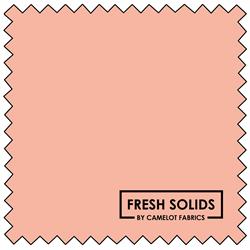 "Fresh Solids - PINK CHAI - 44"" x 13.7 M"