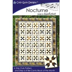 Nocturne - Bel Canto BOM Step #6