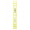 """Additional Images for Omnigrip Centering 1.5"""" x 12"""" Ruler x 3 UNITS"""