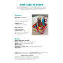 Additional Images for Pint Size Parking Pattern