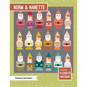 Additional Images for Norm & Nanette Pattern