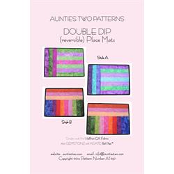Double Dip Place Mats Pattern
