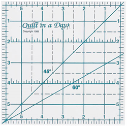 "Square Up Ruler - 6"" x 6"""