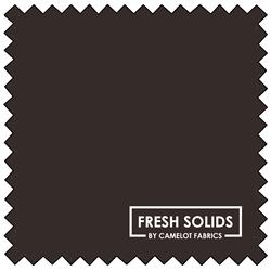 "Fresh Solids - CHOCOLATE - 44"" x 13.7 M"