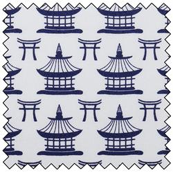 "Pagoda - WHITE - 44"" x 10 M"