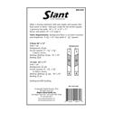 Additional Images for Slant Pattern
