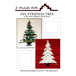 Oh, Stripmas Tree Pattern