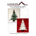 Additional Images for Oh, Stripmas Tree Pattern