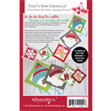 Additional Images for That's Sew Chenille: Christmas Book