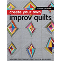 Additional Images for Create Your Own Improv Quilts - JANUARY 2018