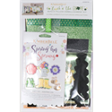 Luck o' the Gnome: St. Patrick's Day Bench Pillow Embellishment Kit