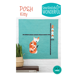 Posh Kitty Pattern