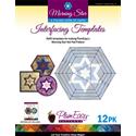 Morning Star Interfacing Template Refills - 12-PACK