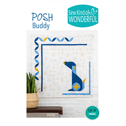 Posh Buddy Pattern