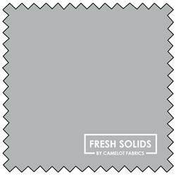 "Fresh Solids - STONE - 44"" x 13.7 M"