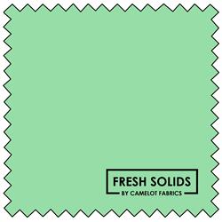 """Fresh Solids - SPEARMINT - 44"""" x 13.7 M"""