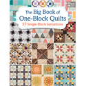 Additional Images for The Big Book of One-Block Quilts