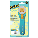 45mm Splash Rotary Cutter Aqua (RTY-2C)