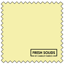 "Fresh Solids - LEMONADE - 44"" x 13.7 M"