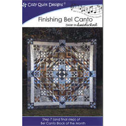 Finishing - Bel Canto BOM Step #7
