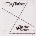 Additional Images for Tiny Twister Template