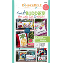 Bench Buddies Series (May, June, July, August) Machine Embroidery CD