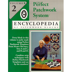 The Encyclopedia of Patchwork Blocks, Volume 2