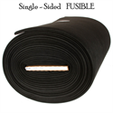 "In-R-Form Plus - Single Sided Fusible - BLACK - 58"" x 15 Yds ***"