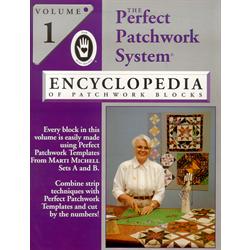 The Encyclopedia of Patchwork Blocks, Volume 1