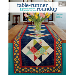 Table-Runner Roundup - JULY 2018