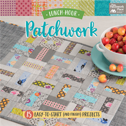 Lunch-Hour Patchwork - FEBRUARY 2018