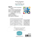 Additional Images for Posh Penelope Pattern